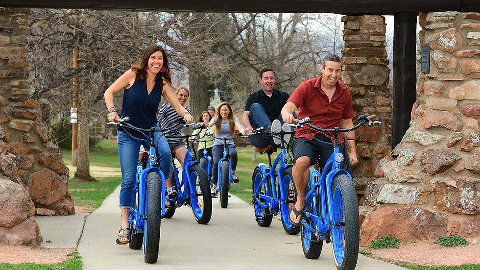 Boulder Tour Company - Electric Cruiser Bike Tour