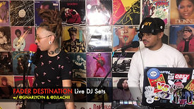 FADER DESTINATION w/ DJ Lachii & Gnarly Cyn