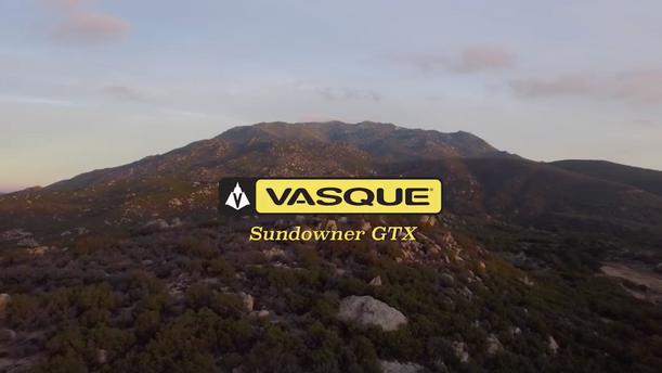 Vasque Sundowner