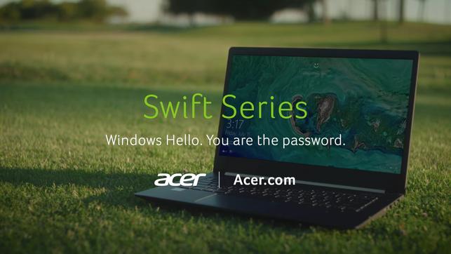 Acer - Make Your Mark: Nina