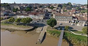Le port de Bourg sur Gironde
