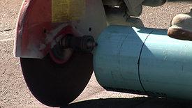 Field Cutting PVC C-900