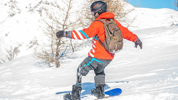 EASY RIDE Snowboarding Extended