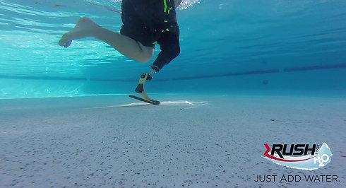 The RUSH Foot H2O