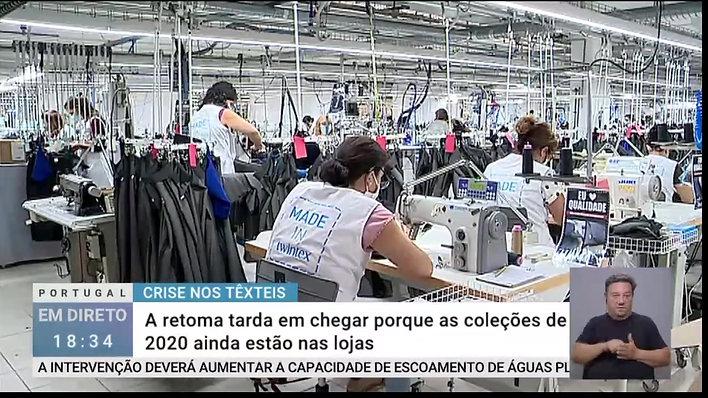 TWX EM 'PORTUGAL EM DIRETO' RTP