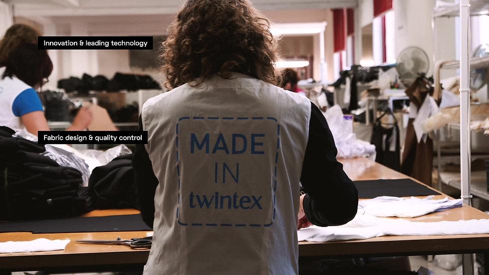 Twintex 21'