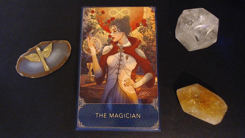 The Magician Tarot Deck