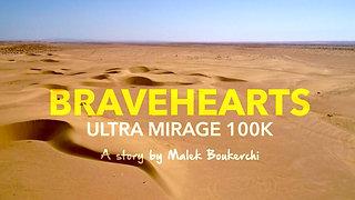Ultra Mirage El Djerid 2018 - The Bravehearts Edition