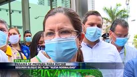 PANAMÁ SE PREPARA PARA DAR INICIO A SEGUNDA ETAPA