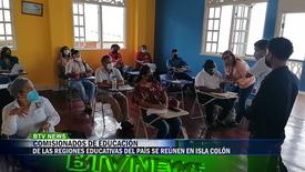 COMISIONADOS DE EDUCACIÓN