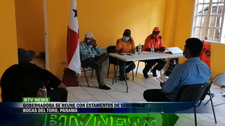 GOBERNADORA DE LA PROVINCIA DE BOCAS DEL TORO