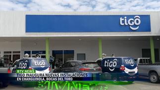 INAUGURACIÓN DE NUEVAS INSTALACIONES DE TIGO