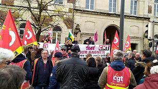 7 décembre 2019 Cherbourg en Cotentin