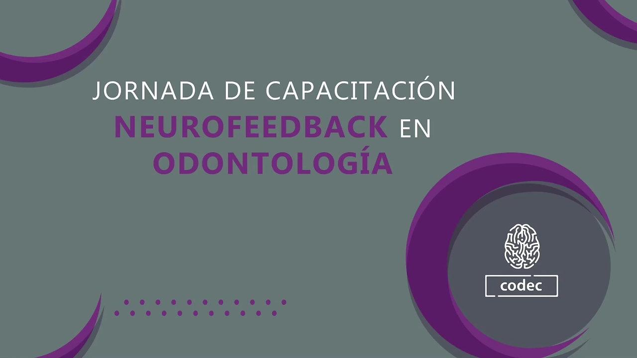 Jornada de Capacitación Neurofeedback en Odontología