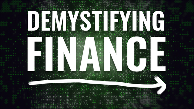 Demystifying Finance