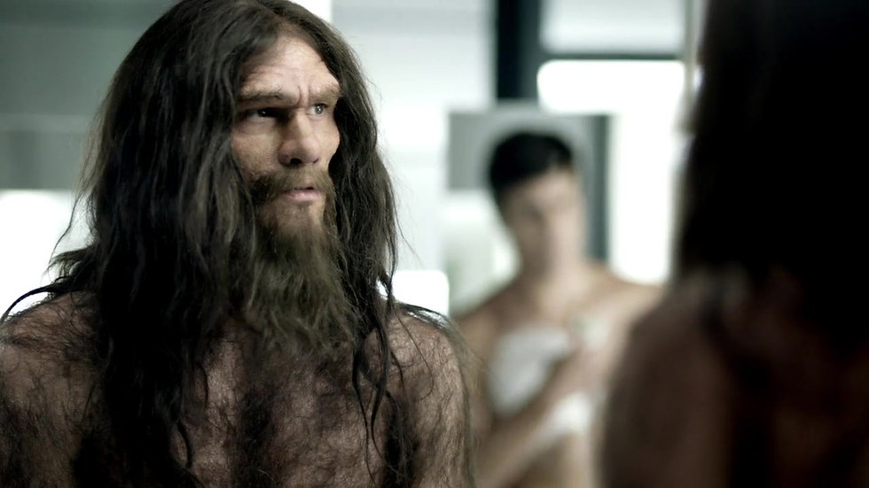 GILLETTE Neanderthal