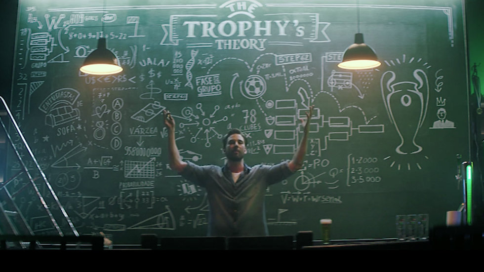 Heineken - Champion The Trophy