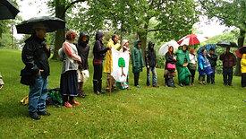 La Mission de Paix sur le fleuve Saint-Laurent 2016 Accueil à Québec le 7 juillet
