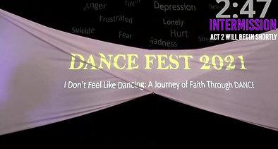 Dancefest 2021-7PM