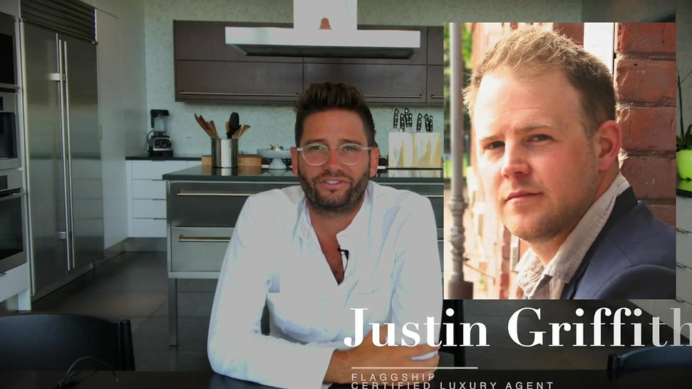 Josh Flagg shout to Justin Griffith