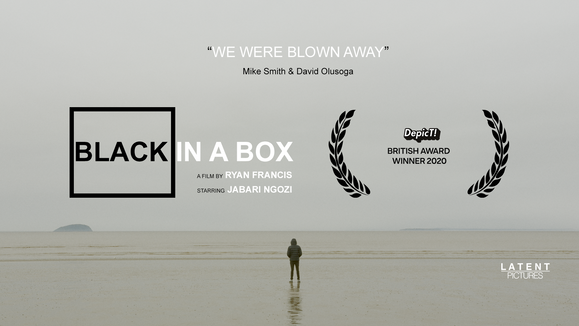 BLACK IN A BOX (AWARD WINNING)