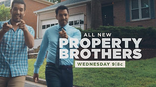 """Property Brothers"" campaign: Concept"