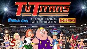 TV Titans animation sampler