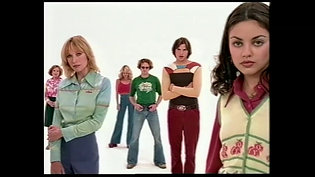 """That '70s Show"" original shoot: Concept, script, creative direction"