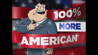 """American Dad"" campaign: Concept, creative, production"