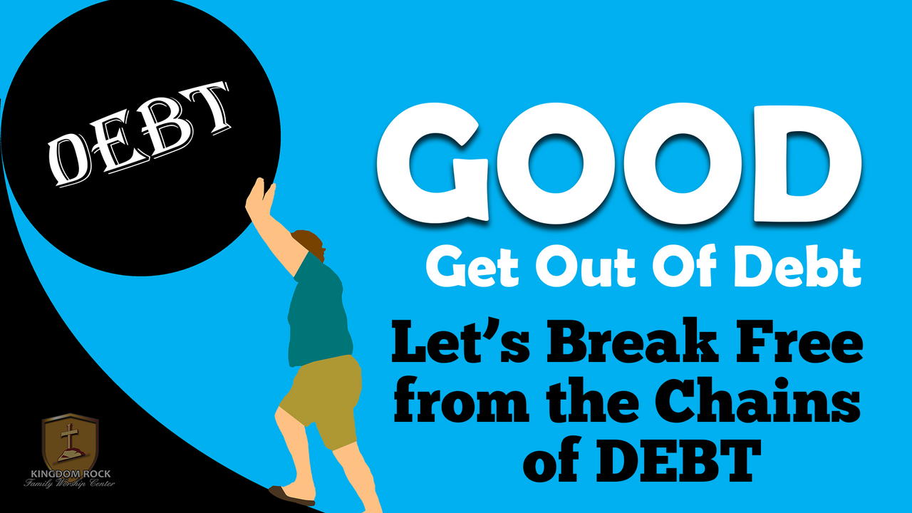 GOOD (Get Out Of Debt)