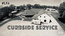 Curbside Communion Service - April 26