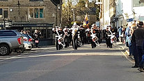 Beaminster Remembrance Parade 2017