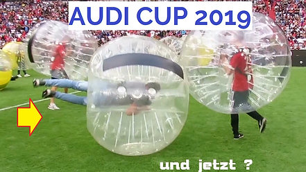 Bubble Soccer - AUDI CUP - Trailer 2