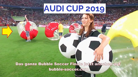 Bubble Soccer - AUDI CUP - Trailer 1