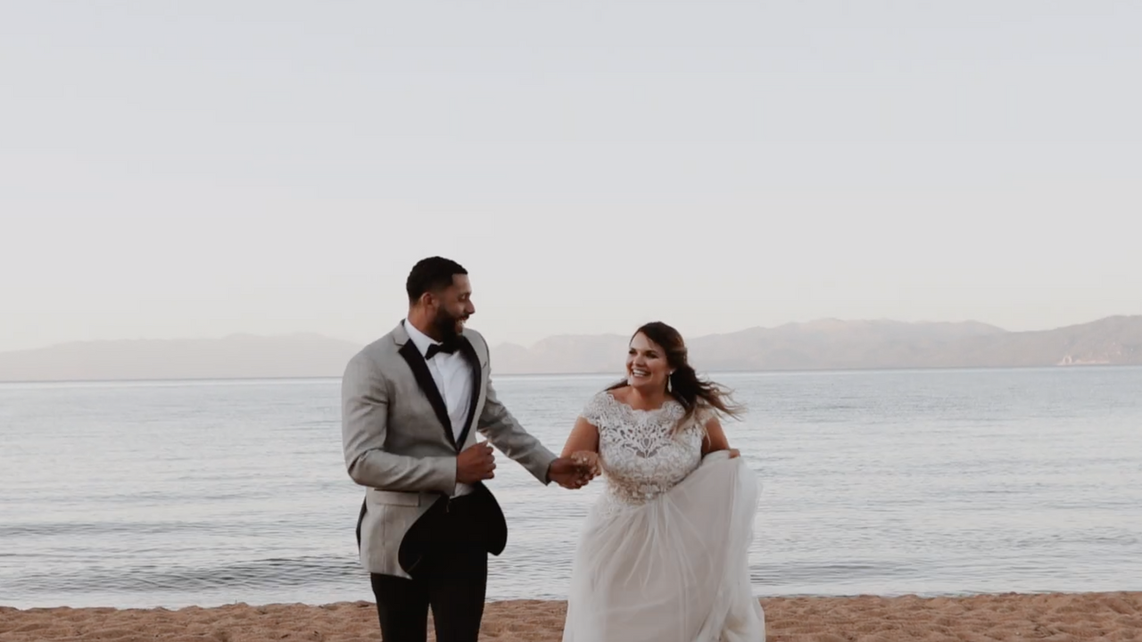 MOST EMOTIONAL ELOPEMENT FILM!! | Lake Tahoe Elopement