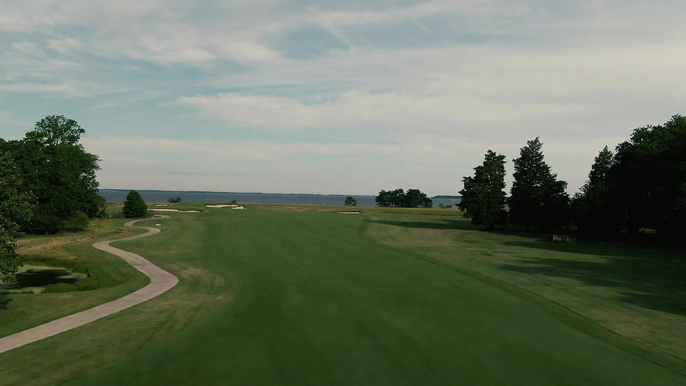 Hole 5 Fly-over