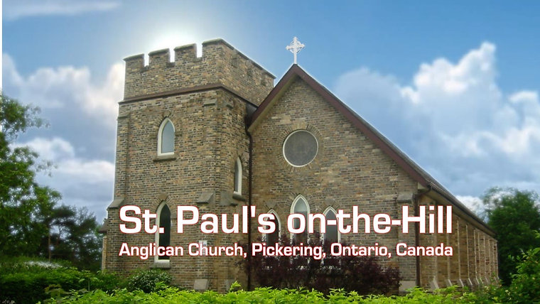 St. Paul's on-the-Hill Sermons