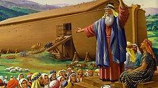 Why Did God Spare Noah?