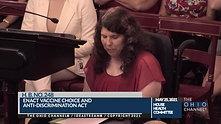 Ohio House Bill 248, Donna Kazee Proponent Testimony