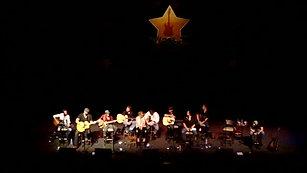 Guitars & Stars at the Scranton Cultural Center