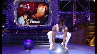 2006 香港先生 - 花式健身球 Fitball