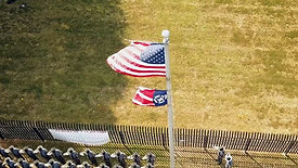 Unveiling of the Freedom Flag at VSP