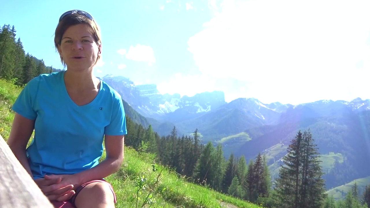 Sonnige Grüße aus Südtirol