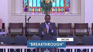 Sunday Service April 19 Second Baptist Church (SW)