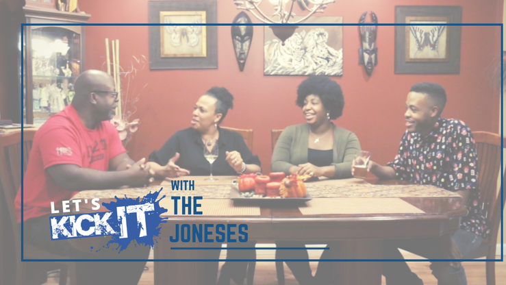Let's Kick It With the Joneses