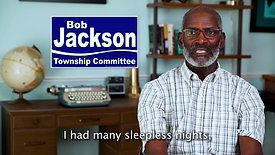 Bob Jackson: Integrity Tested and Confirmed