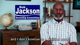 Bob Jackson: You Have My Word