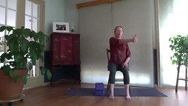 Basic Chair Yoga for Everyone