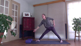 Level 1-2 (Hips and Lower Back)