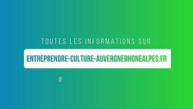 Promotion vidéo Forum Entreprendre dans la Culture